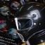 หมวกกันน็อคคลาสสิก CT3 สีบลอนด์เทา thumbnail 3