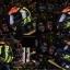 หมวกกันน็อคDECKEN รุ่น HURRICANE K5 สี BLACK MATTE thumbnail 12