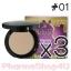 (ซื้อ3 ราคาพิเศษ) (#01) แป้ง Babalah Magic Bee Powder SPF20 14G บาบาร่า เมจิค บี พาวเดอร์ เอสพีเอฟ 20 เนื้อเนียนละเอียด บางเบา ติดทนนาน ไม่เป็นคราบ thumbnail 1