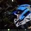 หมวกกันน็อคReal วิบาก รุ่น Rockdale Crew สี Black Blue thumbnail 9