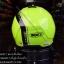 หมวกกันน็อค INDEX รุ่น Legenda i-shield สี NEON GREEN-BLACK thumbnail 3