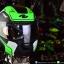 หมวกกันน็อคReal รุ่นCosmo R สีเขียว thumbnail 1