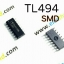 TL494 SMD Switching Controllers PWM Controller-SMD