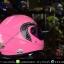 หมวกกันน็อคเด็ก Index แบบเต็มใบ สีชมพู แบบที่2 thumbnail 3