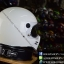 หมวกกันน็อคคลาสสิก CT3 สีขาว thumbnail 2