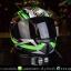หมวกกันน็อคRider รุ่น Vision X สี Space Green thumbnail 1