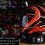 หมวกกันน็อคRider รุ่น Vision X สี Fast Red สำเนา สำเนา thumbnail 5