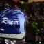 หมวกกันน็อคคลาสสิก 5เป๊ก (มีแว่น) สี MotorOil/Blue thumbnail 2