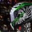 หมวกกันน็อคBilmola รุ่น Blackhole Green thumbnail 1