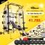 Set Smith Machine รุ่น NF3 Plus 30 Kg thumbnail 1