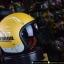 หมวกกันน็อคคลาสสิก 5เป๊ก (มีแว่น) สี MotorOil/Gold thumbnail 3