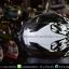 หมวกกันน็อค LS2 รุ่น FF320 STREAM EVO BLACK WHITE TITANIUM thumbnail 9