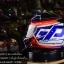 หมวกกันน็อคMT Revenge Replica GP - Blue Red Black thumbnail 3