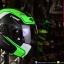 หมวกกันน็อคReal รุ่นCosmo R สีเขียว thumbnail 2