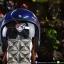 หมวกกันน็อคคลาสสิก 5เป๊ก (มีแว่น) สี MotorOil/Blue thumbnail 3