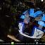 หมวกกันน็อคReal วิบาก รุ่น Rockdale Crew สี Black Blue thumbnail 11