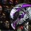 หมวกกันน็อคBilmola รุ่น Blackhole Violet thumbnail 1