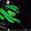 หมวกกันน็อคReal รุ่นHornet-Virago สีเขียวด้าน thumbnail 5