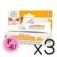 (ซื้อ3 ราคาพิเศษ) (BEIGE) VIN21 Facial Sunblock Cream SPF50/PA+++ 15 mL วิน21 เฟเชียล ซันบล็อค ครีม เอส พี เอฟ 50 / พีเอ+++ ช่วยป้องกันฝ้า และริ้วรอย thumbnail 1