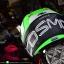 หมวกกันน็อคReal รุ่นCosmo R สีเขียว thumbnail 4