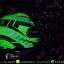 หมวกกันน็อคReal รุ่นHornet-Virago สีเขียวด้าน thumbnail 8