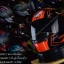 หมวกกันน็อคRider รุ่น Vision X สี Fast Red สำเนา สำเนา thumbnail 1