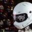 หมวกกันน็อคคลาสสิกCrg-Atv1 สีขาว thumbnail 5