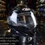 หมวกกันน็อคReal Hornet สีดำเงา thumbnail 2