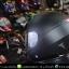 หมวกกันน็อคReal รุ่น Tornado สีดำด้าน thumbnail 7