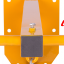B1 Boxing Bag Hanger ที่แขวนกระสอบทราย โหนบาร์ได้ thumbnail 9