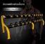 ดัมเบลล์ฟิกยางพร้อมชั้นวาง Rack Dumbbel Black Set FB - RDset002 thumbnail 1
