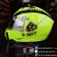 หมวกกันน็อค INDEX รุ่น Legenda i-shield สี NEON GREEN-BLACK thumbnail 2