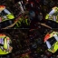 หมวกกันน็อคDECKEN รุ่น HURRICANE K5 สี YELLOW thumbnail 10