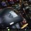 หมวกกันน็อคReal รุ่น Tornado สีดำด้าน thumbnail 4