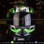 หมวกกันน็อคRider รุ่น Vision X สี Space Green thumbnail 2