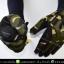 ถุงมือทหาร สีเขียวลายพราง thumbnail 3