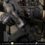 ถุงมือทหาร สีเขียวลายพราง thumbnail 4
