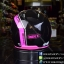 หมวกกันน็อค INDEX รุ่น Legenda i-shield สี BLACK-PINK thumbnail 3
