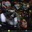 หมวกกันน็อคReal รุ่น Tornado สีดำเงา thumbnail 1