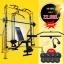 Set Smith Machine รุ่น Black Hole Evo Plus + Bench 38 thumbnail 1