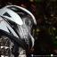หมวกกันน็อคRider รุ่น Vision X สี Dot White Black thumbnail 4