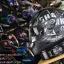 หมวกกันน็อค SHARK RIDILL Skyd Black MATT thumbnail 2