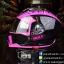 หมวกกันน็อค INDEX รุ่น Legenda i-shield สี BLACK-PINK thumbnail 2