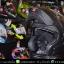 หมวกกันน็อคReal รุ่นCosmo สีดำด้าน thumbnail 8