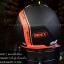 หมวกกันน็อค INDEX รุ่น Legenda i-shield สี BLACK-FROS/ORANGE thumbnail 3