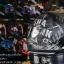 หมวกกันน็อค SHARK RIDILL Skyd Black MATT thumbnail 4