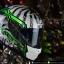 หมวกกันน็อคBilmola รุ่น Blackhole Green thumbnail 3
