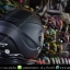 หมวกกันน็อค LS2 รุ่น FF320 STREAM EVO MATT BLACK thumbnail 6