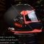 หมวกกันน็อค INDEX รุ่น Legenda i-shield สี BLACK-FROS/ORANGE thumbnail 4