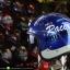หมวกกันน็อคคลาสสิก 5เป๊ก (มีแว่น) สี MotorOil/Blue thumbnail 1